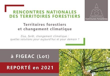 REPORTE – Rencontres nationales des territoires forestiers