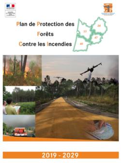 Validation du Plan Interdépartemental de Protection des Forêts Contre les Incendies de la Dordogne, de la Gironde,  des Landes et du Lot-et-Garonne