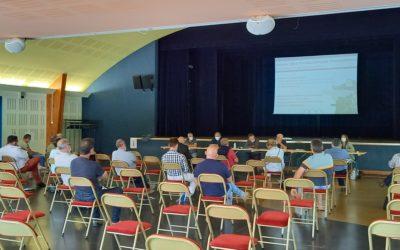 L'Association des Communes et Collectivités Forestières de la Gironde a tenu son Assemblée Générale le 7 juin à Le Barp
