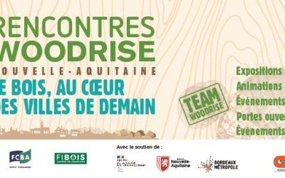 Journée Construction bois, le 8 octobre de 9h à 16h: conférences et visites de sites, Landes (40)